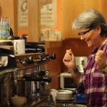 Sue Harnly owner of Eugene Coffee Company